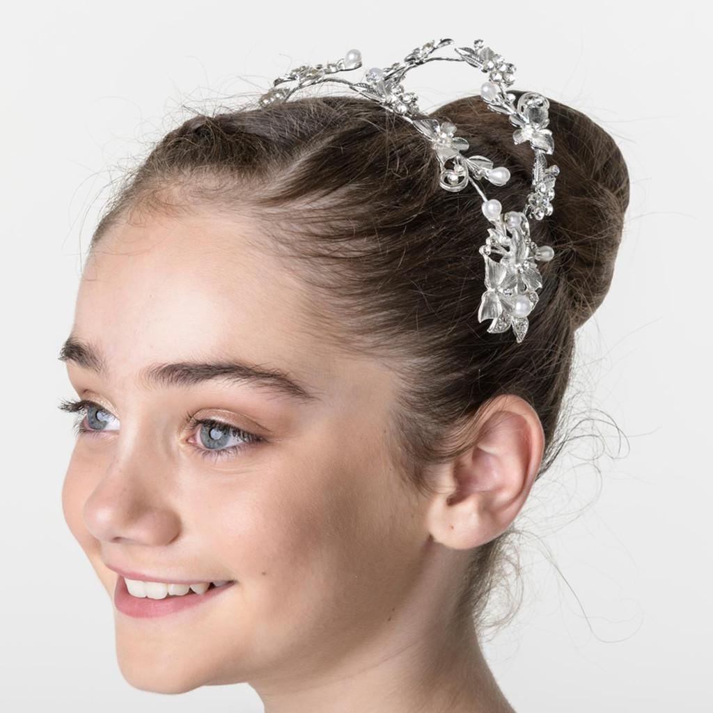 Studio 7 Dancewear Butterfly Comb Headband - DANCE DIRECT® c42314ffae1