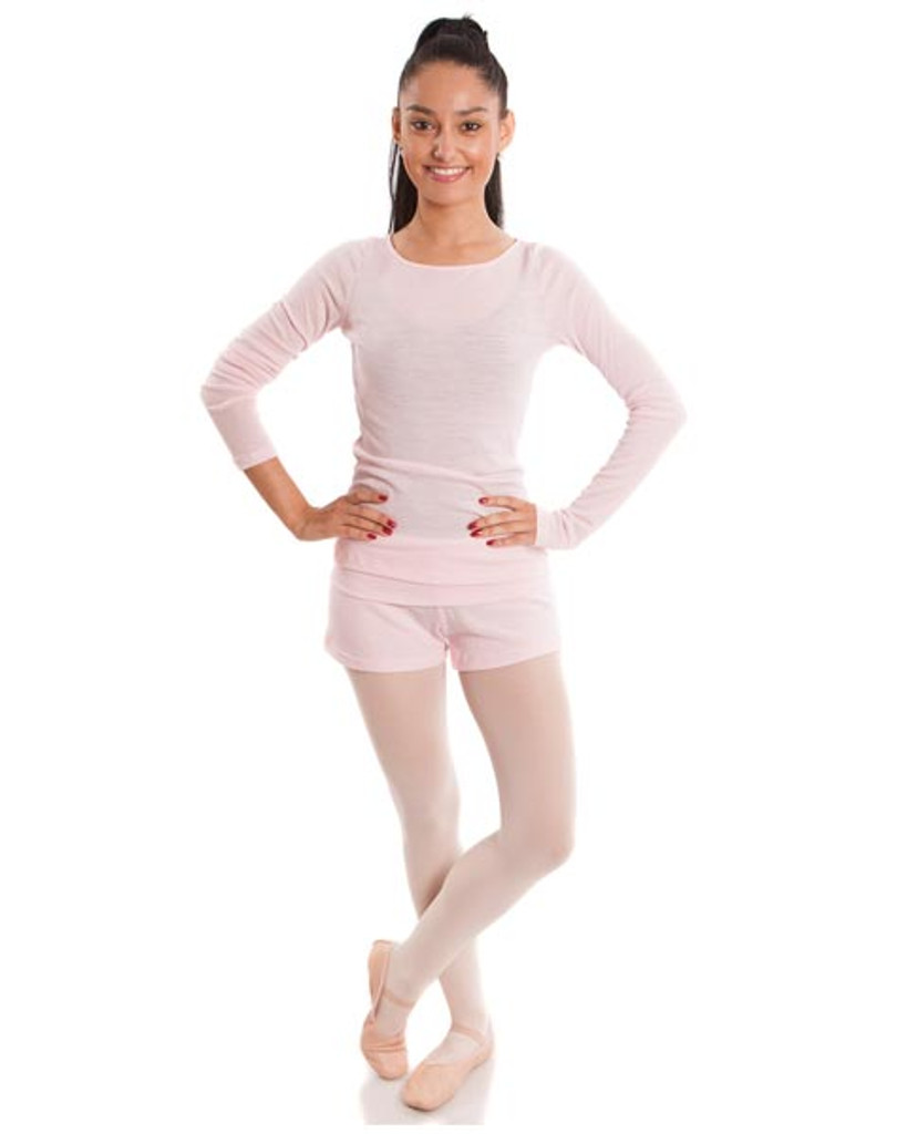 Pull Over Merino Wool ENERGETIKS MAW04 Candy pink