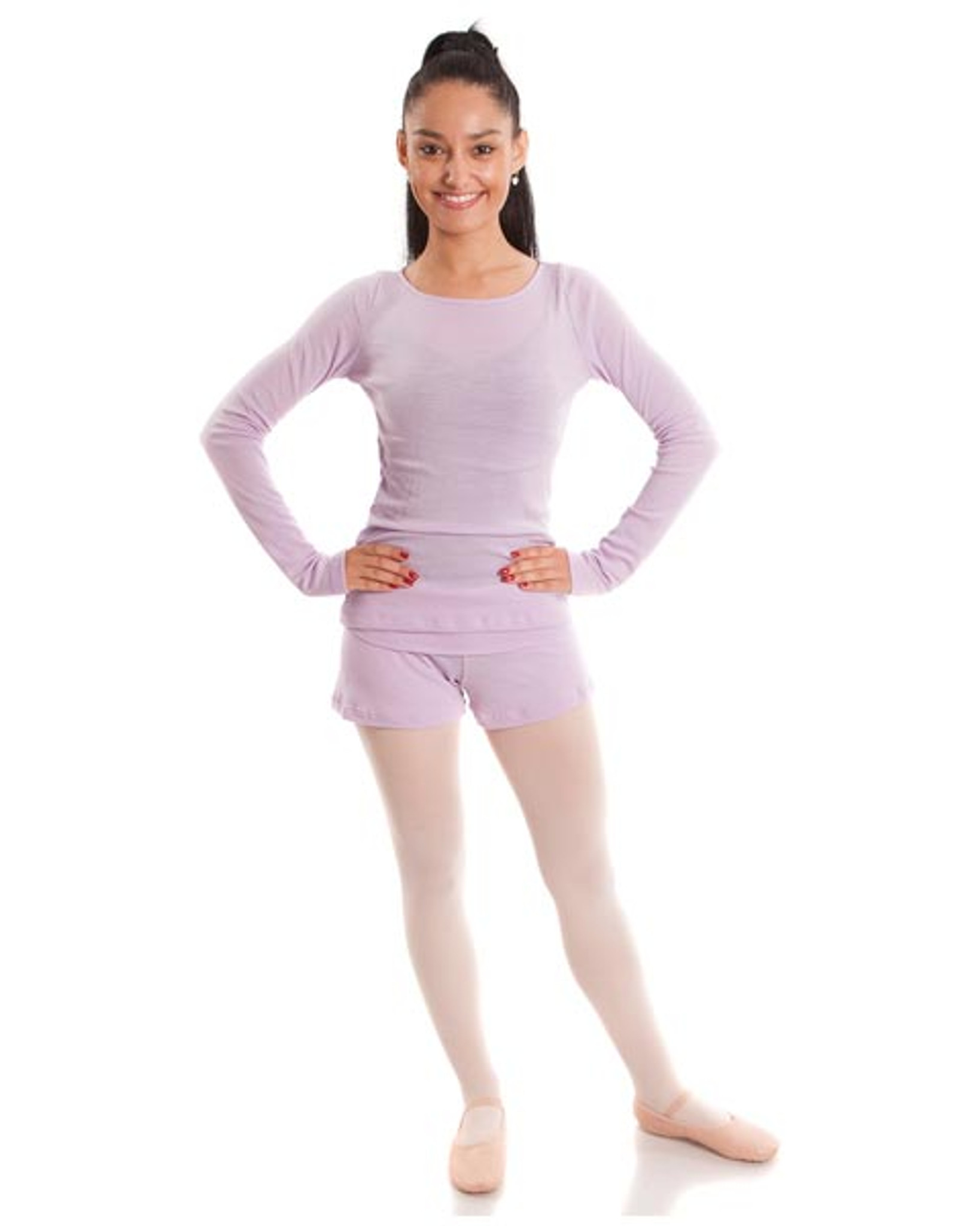 Pull Over Merino Wool ENERGETIKS MAW04 Lilac