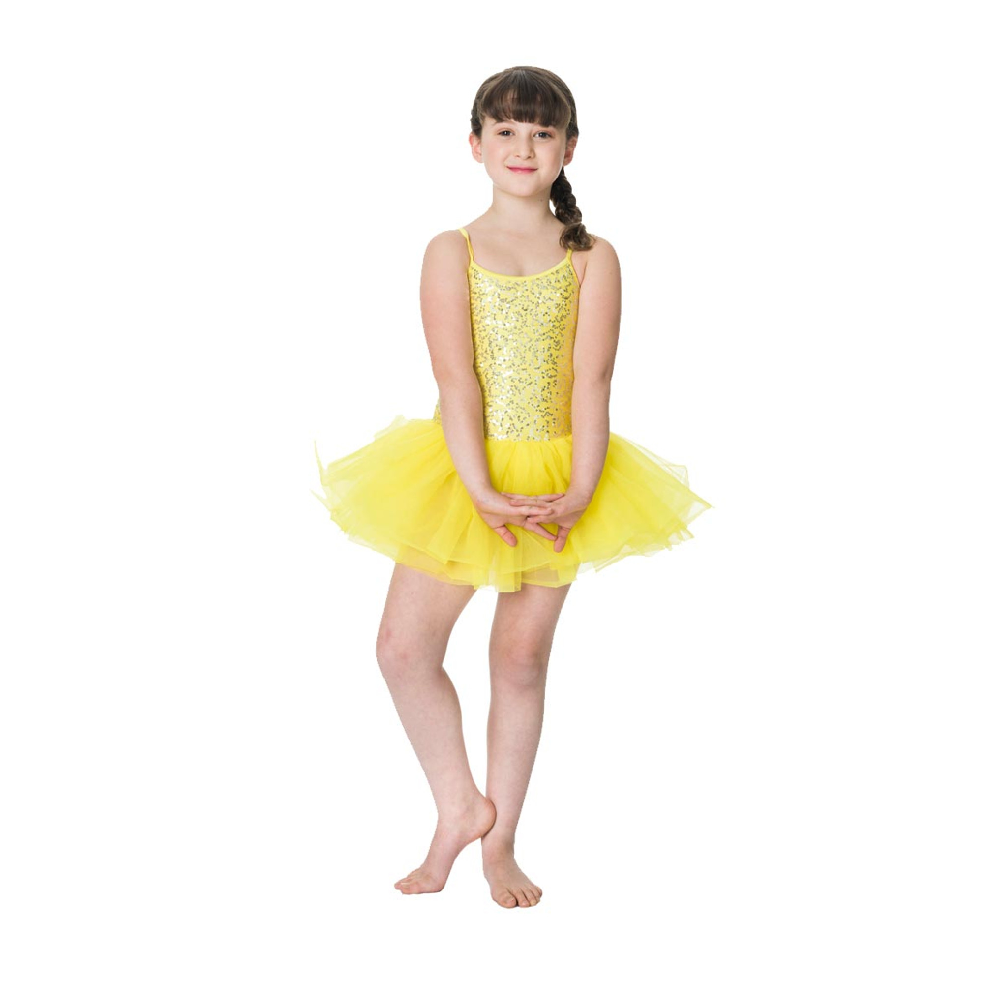 Studio 7 Dancewear Sequin Tutu Dress
