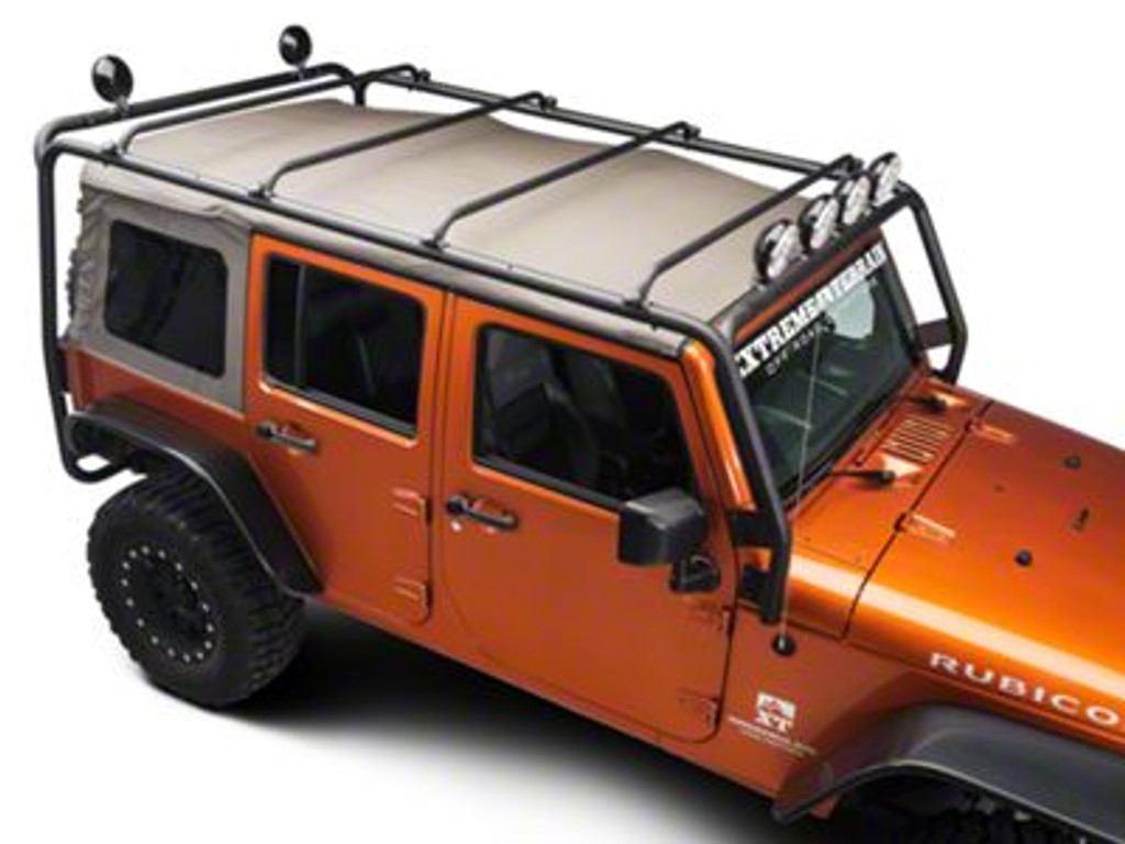 ROOF RACK SYSTEM EXO SKELETON