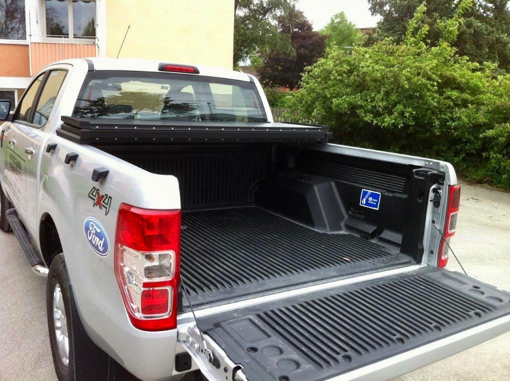 Hard Tri-Fold Tonneau Cover for Ford Ranger