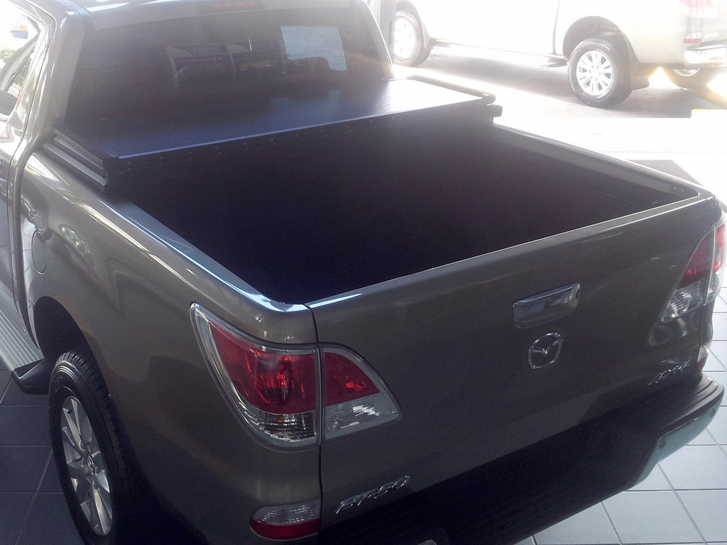 Hard Tri-Fold Tonneau Cover for Mazda BT-50