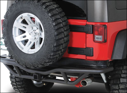 REAR BUMPER SKID BAR