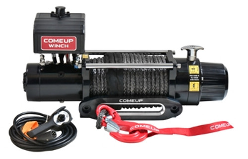 COMEUP DV-9s 12V STD  AUTOMOTIVE SELF-RECOVERY WINCH
