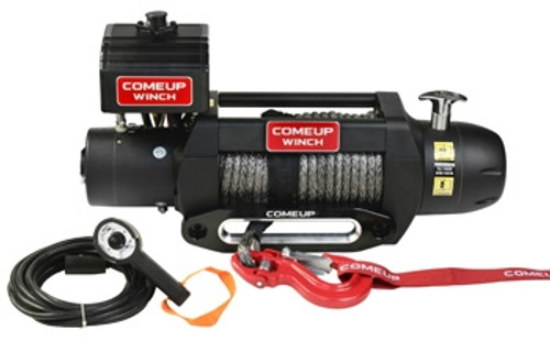 COMEUP Seal Gen2 9.5s 12V STD AUTOMOTIVE SELF-RECOVERY WINCH
