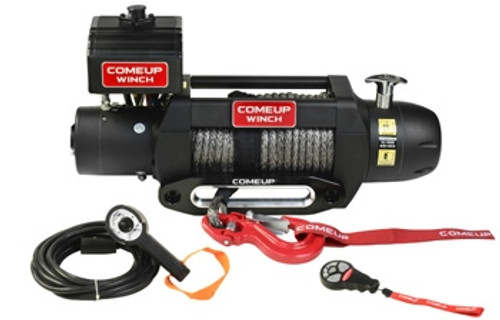 COMEUP Seal Gen2 9.5rs 12V STD AUTOMOTIVE SELF-RECOVERY  WINCH