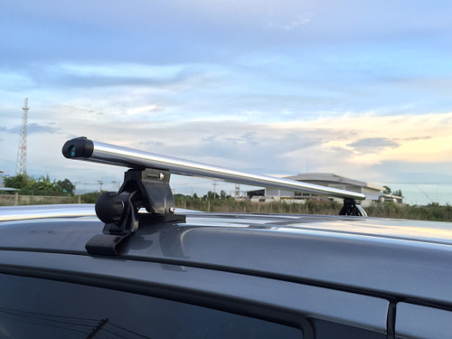 Mitsubishi Triton 2009-2014 X2 Universal Roof Racks Cross Bars