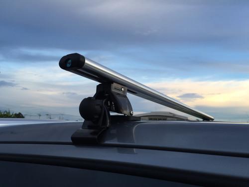 Ford Ranger 2012-2018 X2 Universal Roof Racks Cross Bars