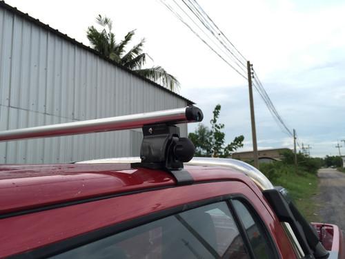 Mazda BT-50 2012-2018 X2 Universal Roof Racks Cross Bars