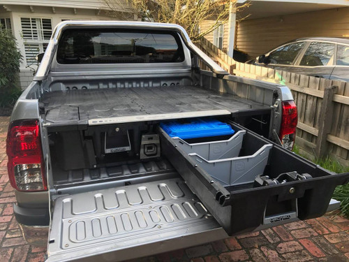 TOYOTA HILUX 2015-Current DECKED DRAWER SYSTEM