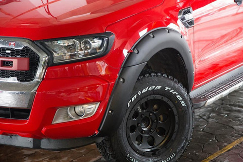 Textured Ford Ranger 2012+ Fender Flares