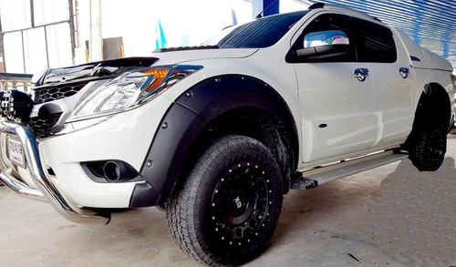 Mazda BT-50 Textured Ford Ranger 2012+ Fender Flares