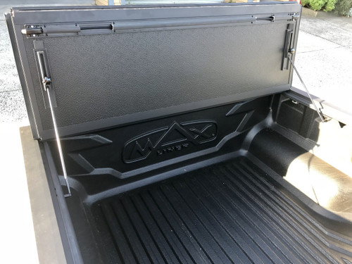 Quad-Fold Lid Tonneau Cover for Holden Colorado RG