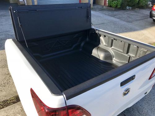 Quad-Fold Lid Tonneau Cover for Toyota HiLux