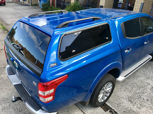 UNIUTE SERIES 3 FULL OPTION CANOPY (MITSUBISHI TRITON MQ 2016+)
