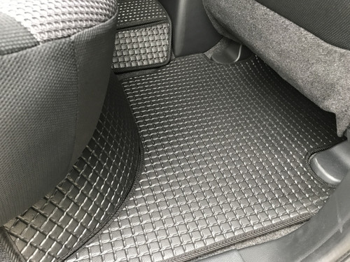 CAB FLOOR MATS FOR MAZDA BT-50