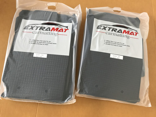 CAB FLOOR MATS FOR ISUZU D-MAX