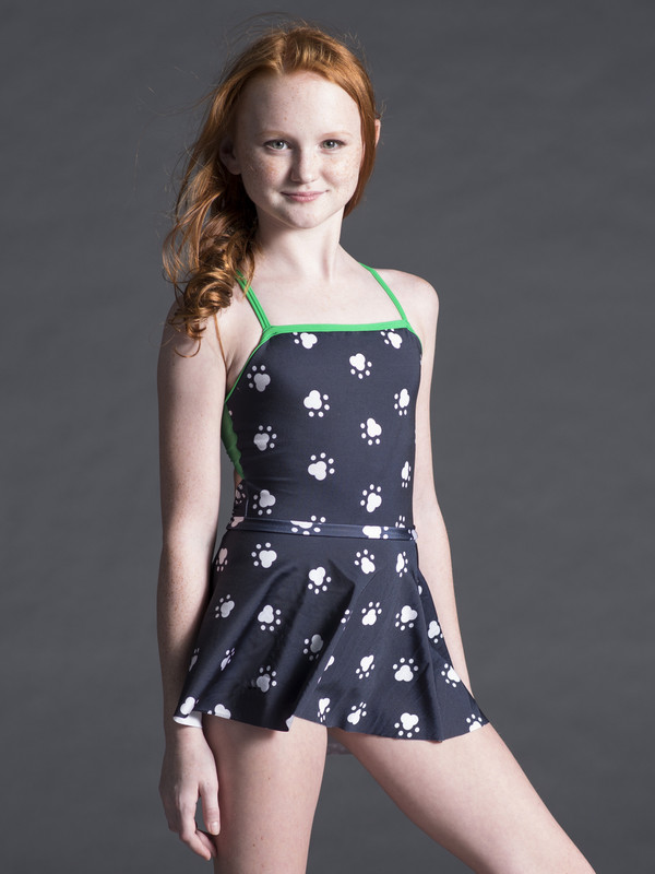 Deanna Kids Leotard