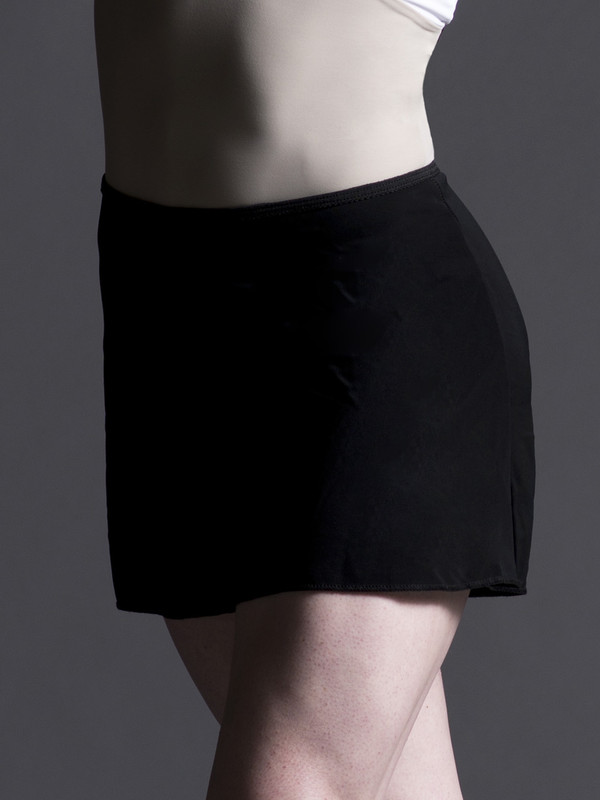 Little Black Skirt in Jersey RTW(Available in Black or White)