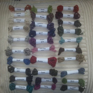Donegal Tweed Sample Pack