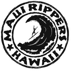 "3"" Maui Ripper Sticker"
