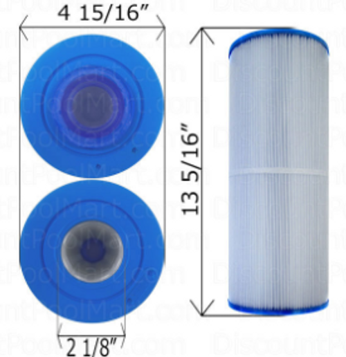 Hot Tub Filter Cartridge 42514 / C-4321
