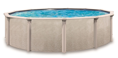 Trevi 106 Above Ground Swimming Pool Package