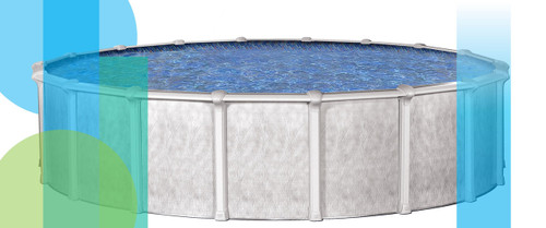 Navigator Above Ground Swimming Pool Package