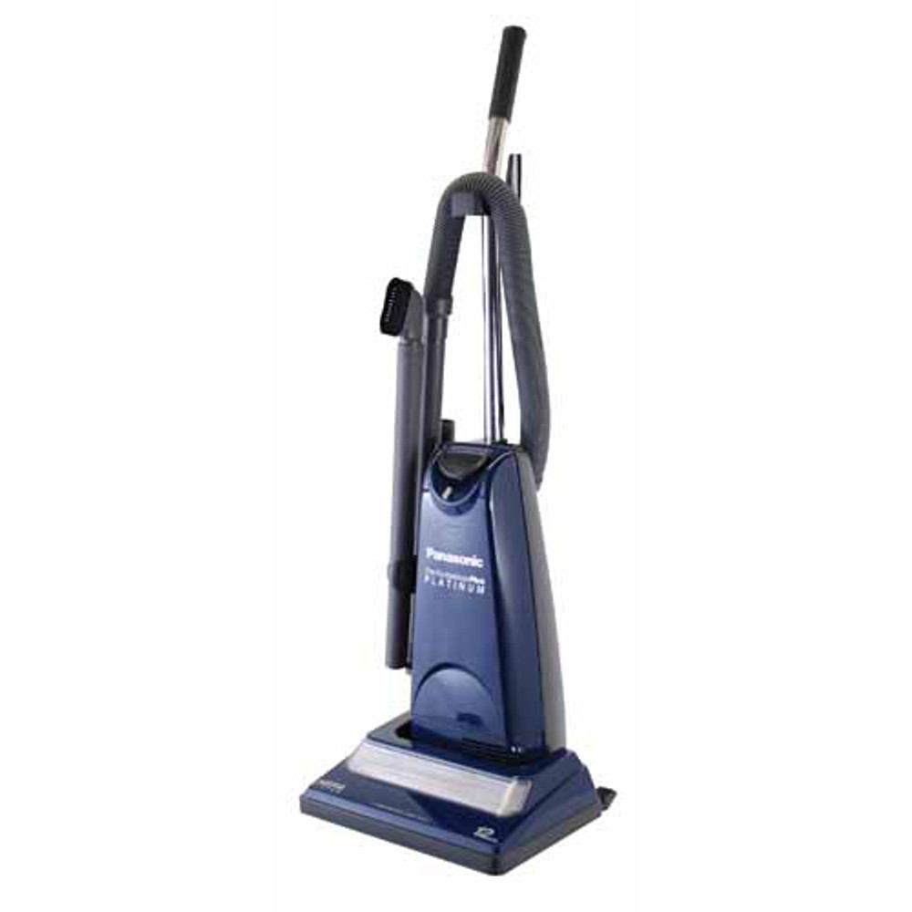 Panasonic MC-UG383 Performance Plus Platinum Upright Vacuum Cleaner