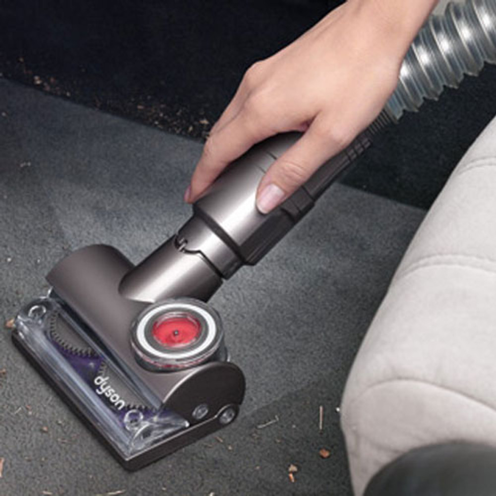 Dyson Tangle Free Turbine Tool Works on Upholstery