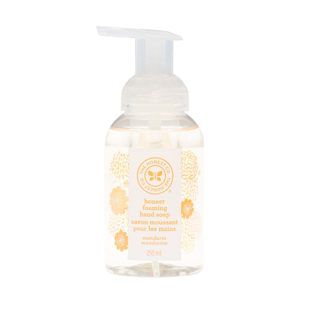 Honest Company Mandarin Foaming Hand Soap