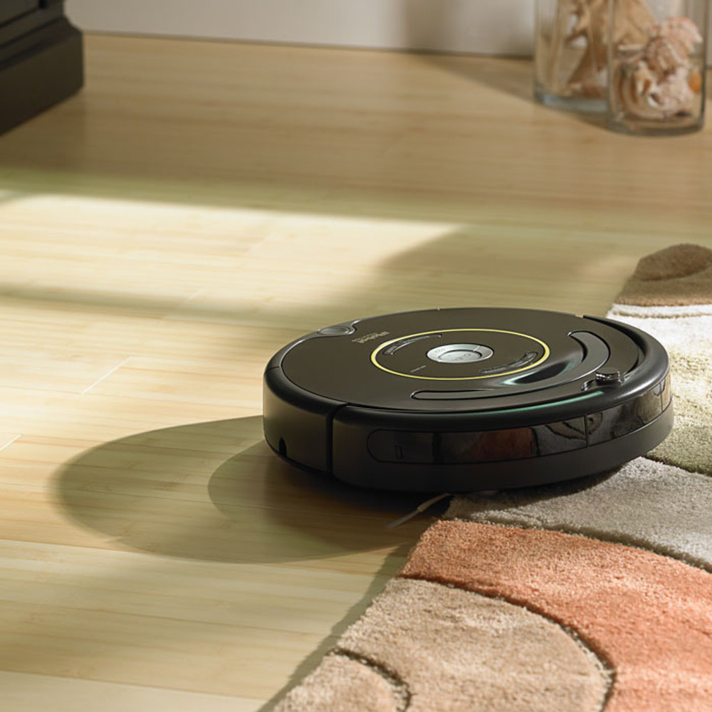 Roomba 650 Robot Vacuum Cleaner