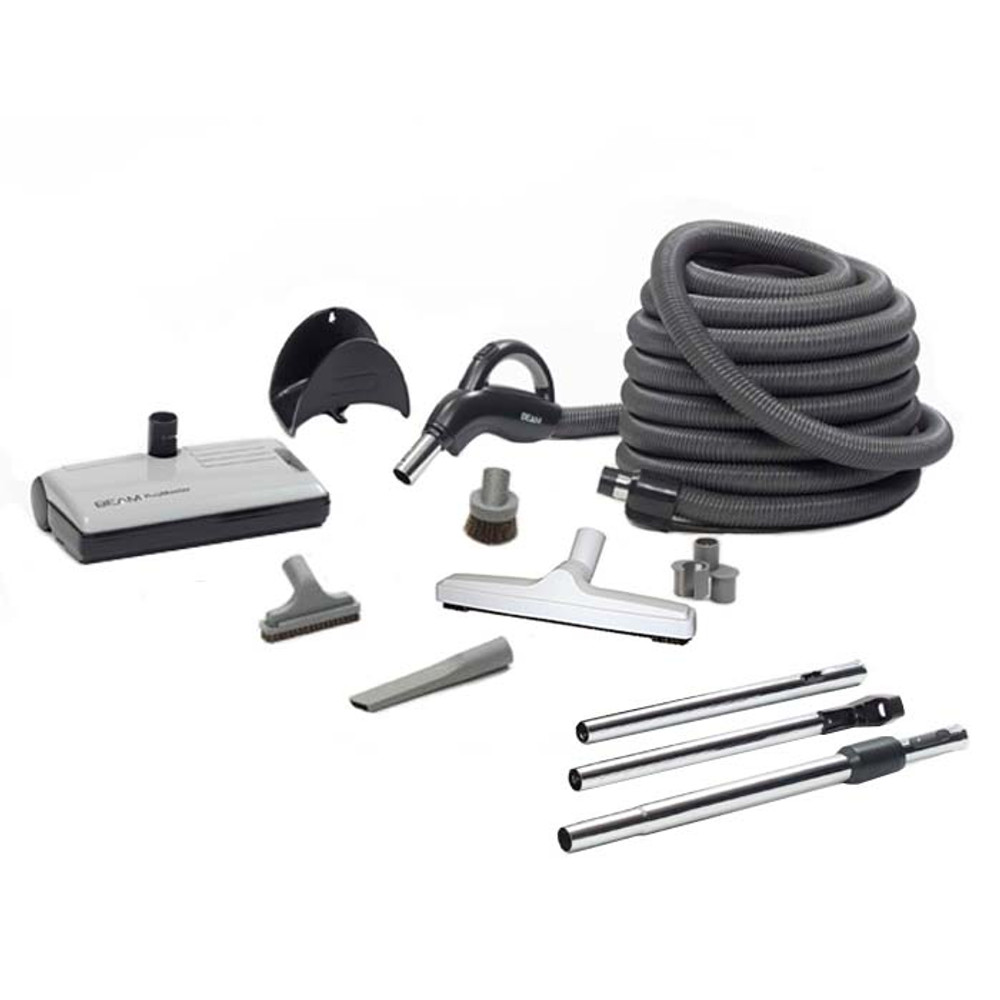 Beam 012102 RugMaster Electric Central Vacuum Attachment Package 30'