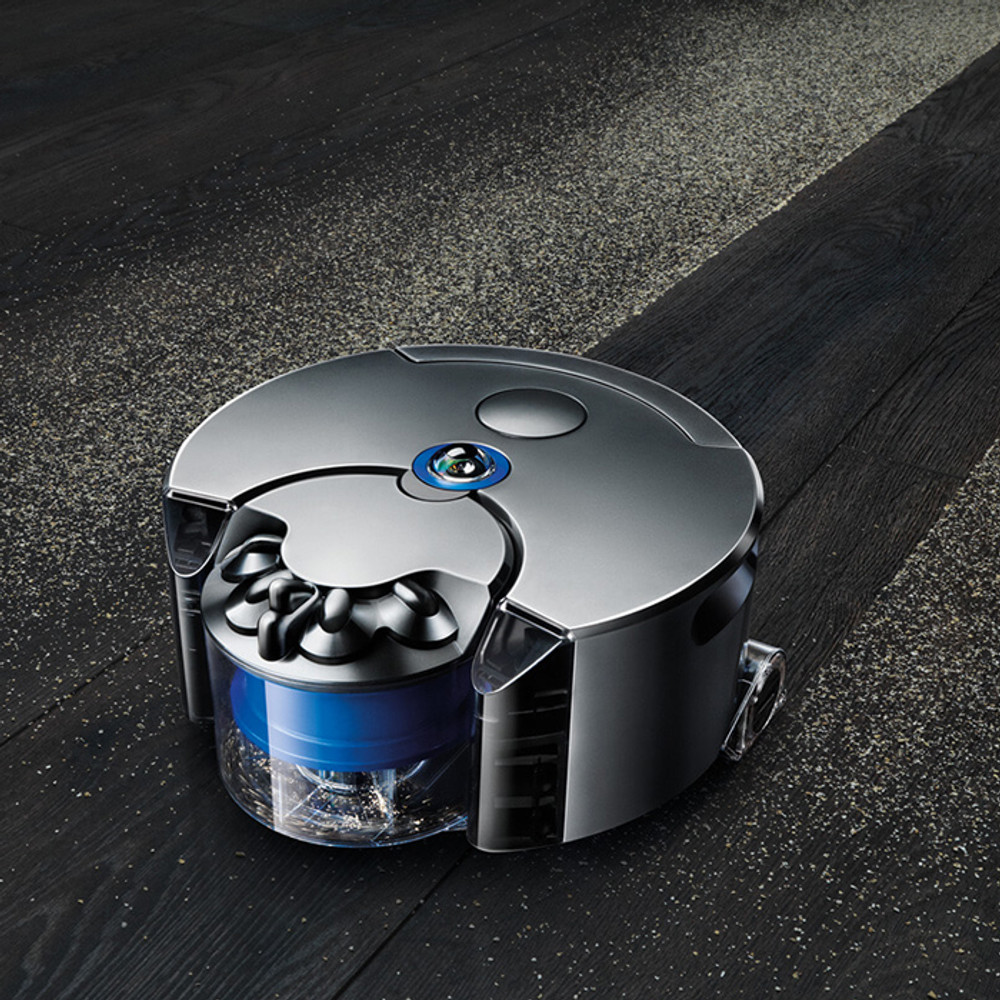 Dyson Robot Vacuum Cleans Hard-floor Surfaces