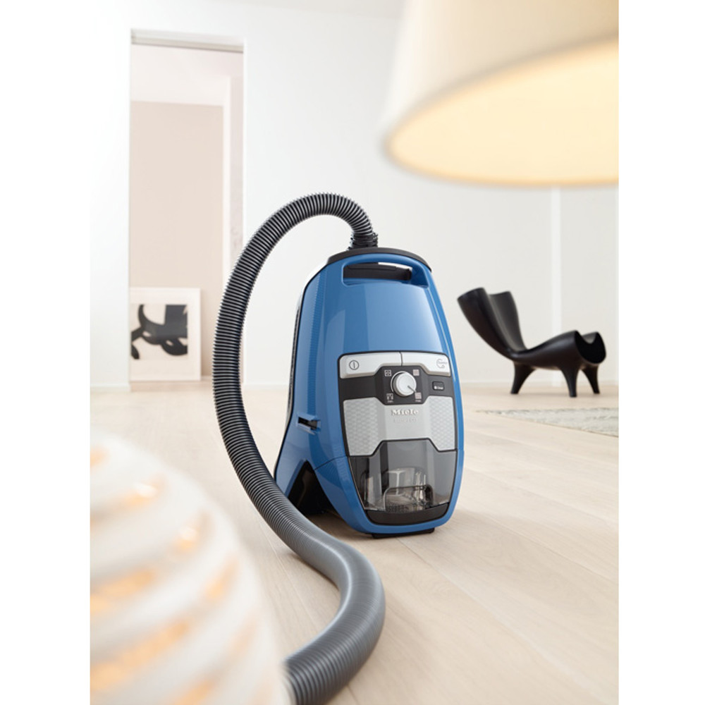 Miele Blizzard CX1 Total Care Bagless Canister Vacuum Cleaner