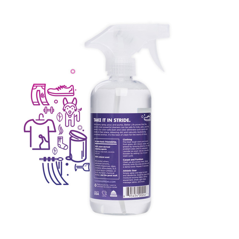 All Natural Stain and Odour Remover
