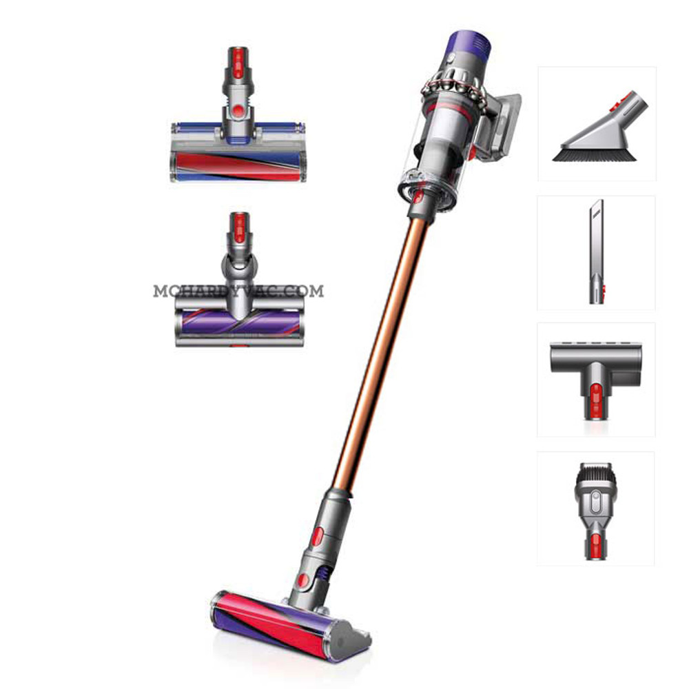 buy dyson cyclone v10 absolute cordless vacuum from canada. Black Bedroom Furniture Sets. Home Design Ideas