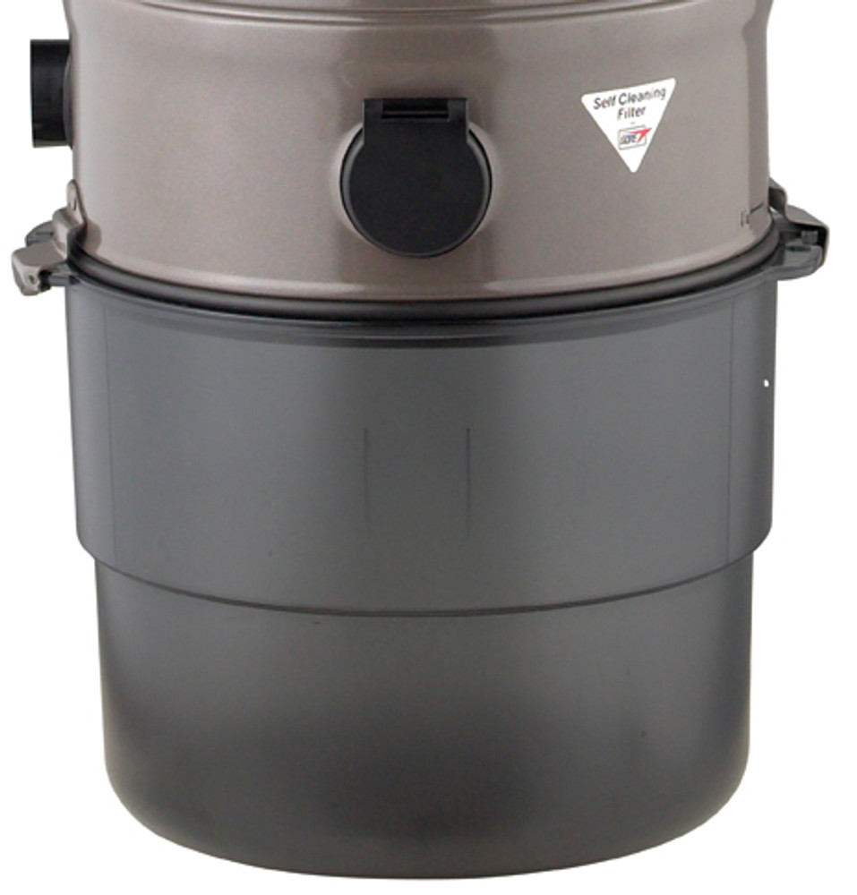 Beam Utility Inlet and Easy Twist Off Bucket