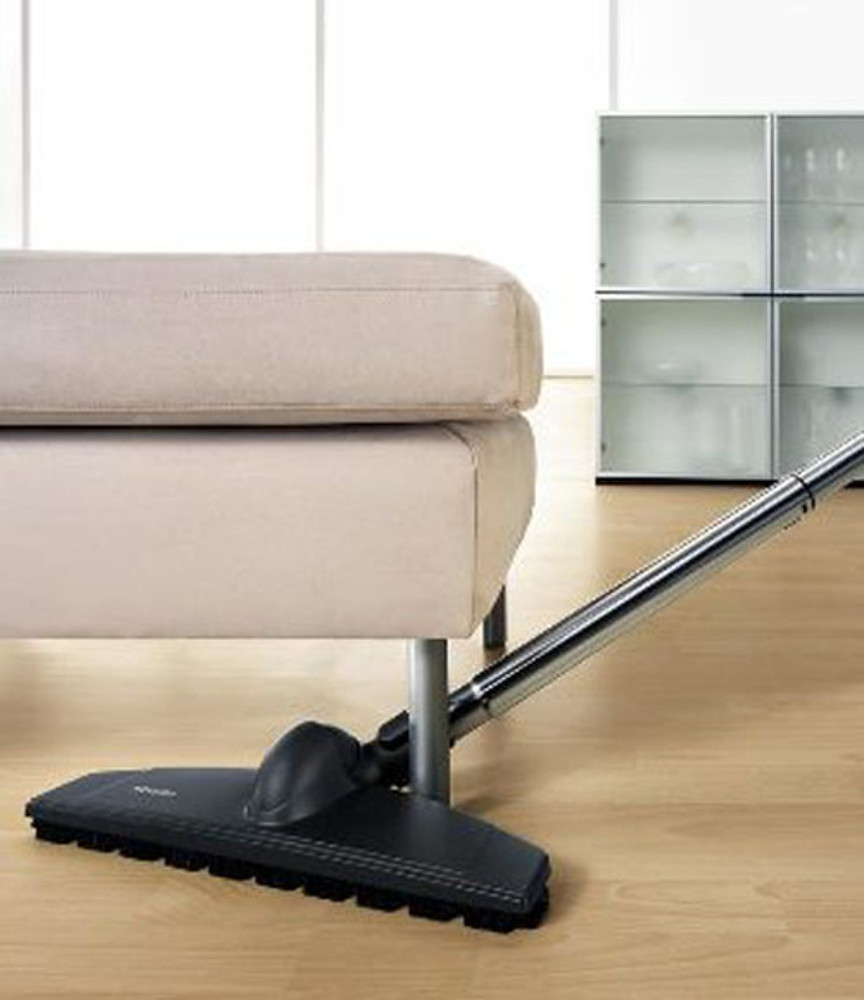 Miele Floor Brush Reaches Under Furniture