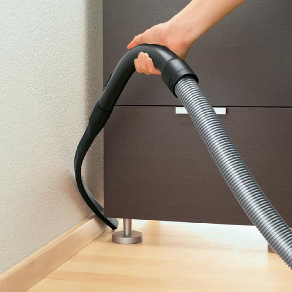 Perfect for reaching in and around furniture and floor vents.