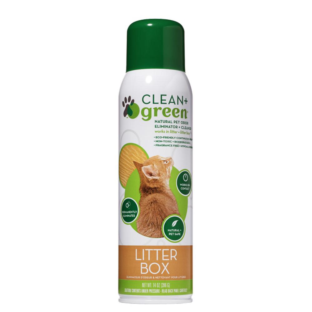 Clean + Green Litter Box Refresher