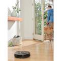 Roomba 890 Cleans Barefloor Surfaces, like Hardwood