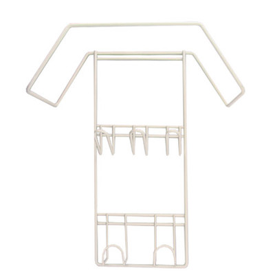 Hose and Tool Storage Rack