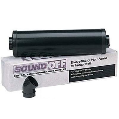 Central Vacuum Muffler