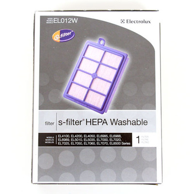 Electrolux s-Filter HEPA Washable Filter