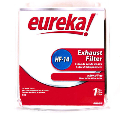 Eureka HF14 Vacuum Cleaner Exhaust Filter