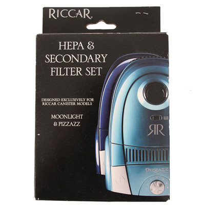 Riccar Moonlight/Pizzazz Vacuum Cleaner HEPA Exhaust Filter