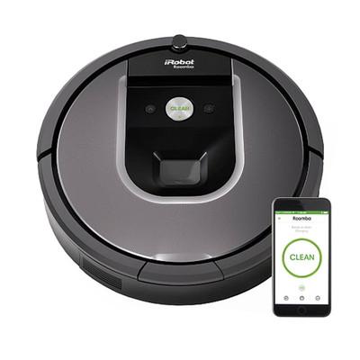 Roomba 960 Robot Vacuum Cleaner with iRobot HOME App