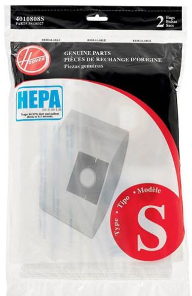 Hoover Type S HEPA Vacuum Bags